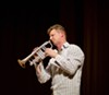 Eric Boeren plays at the Cultural Center on Wed 11/6.