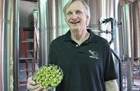 Eric Stiegman's quest to make Illinois grain part of the beer-brewing boom