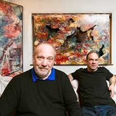 'Factual Abstractions' resurrects the art of Tristan Meinecke