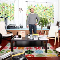 Fall Arts Guide 2010: Chris Sloan