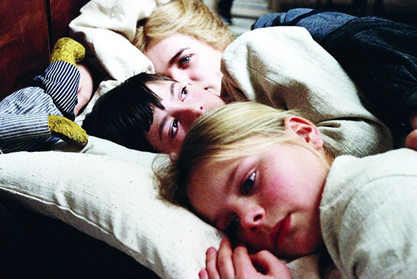 Fanny and Alexander screens Mon 10/13, 2 PM.