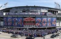 With dramatic birthday loss, Cubs reduce their magic number to 87