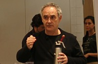 Ferran Adrià and the devil
