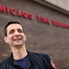 Firefighter alderman Nick Sposato supported the union's donation to Mayor Emanuel.