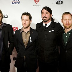 Foo Fighters in 2009