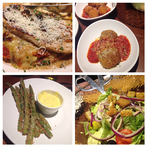 food by olive garden - Olive Garden Addison