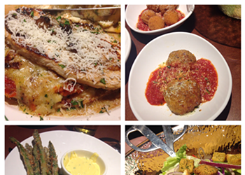 We ate at Chicago's first Olive Garden so now you don't have to