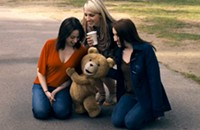 Now playing: <i>Ted</i>