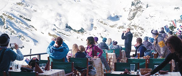 Force Majeure screens Fri 10/10, 8:15 PM, and Sun 10/12, 5:30 PM.