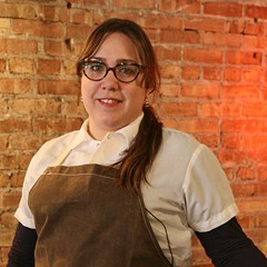Found Kitchen chef Nicole Pederson experiments with a rare, pricey syrup