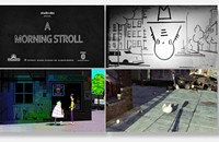 Oscar-nominated short animations: <i>A Morning Stroll</i>