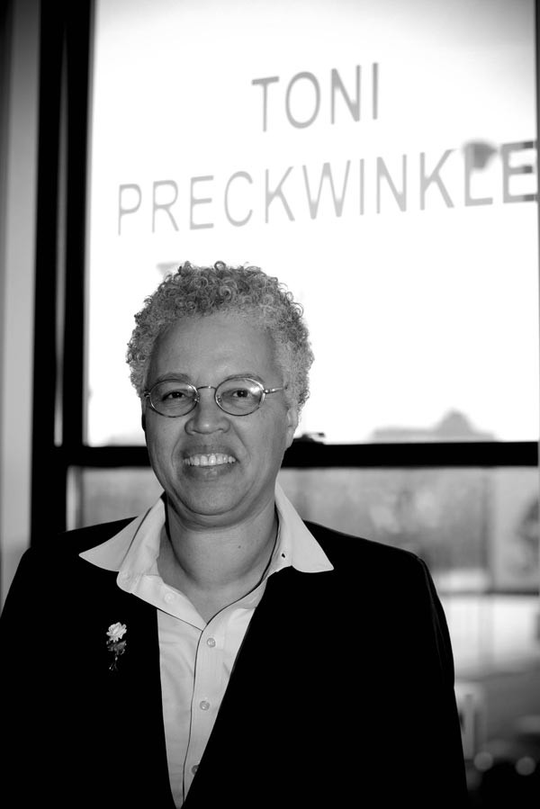 Fourth Ward: Toni Preckwinkle