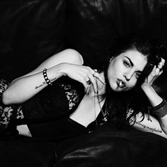 Frances Bean is all grown up