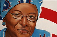 "Free screening of ""Iron Ladies of Liberia"" 6/14"