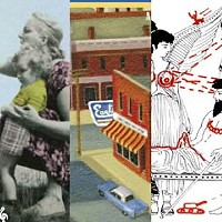 From Averill to Zeus: A local lit roundup