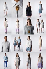 From Creatures of the Wind's 2009 spring/summer collection - JIM PRINZ