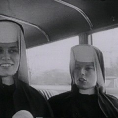 From Kartemquin Films's Inquiring Nuns, inspired by Rouch's Chronicle of a Summer
