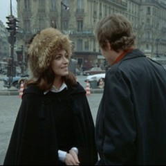 From the fantasy sequence of Rohmer's Chloe in the Afternoon