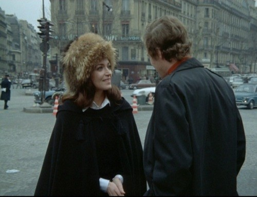 From the fantasy sequence of Rohmers Chloe in the Afternoon