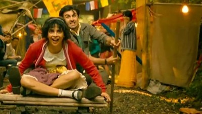From the musical comedy-drama Barfi!