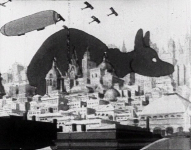 From Winsor McCays The Pet (1921)