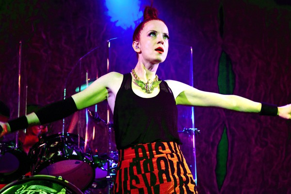 Garbage. The Metro, August. By Ellie Pritts - ELLIE PRITTS