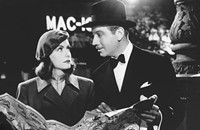 Garbo is a Red ripe for romance in <i>Ninotchka</i>