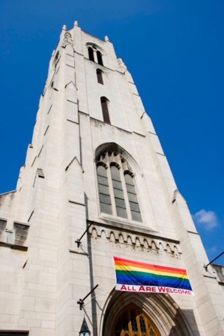 Gay-friendly churches on the rise