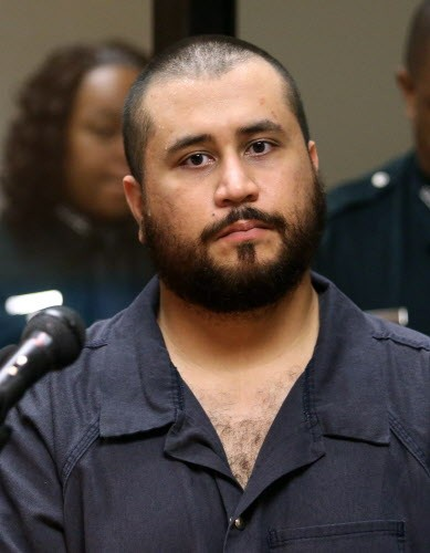 George Zimmerman: X gon give it to ya.