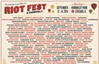 Here's the 2014 Riot Fest lineup