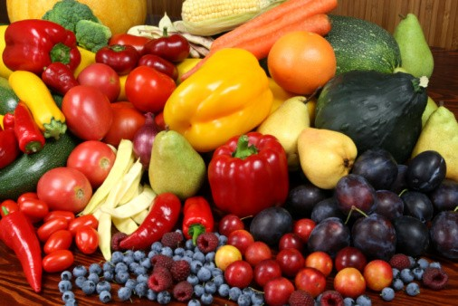 Get your daily dose of veggies today and tomorrow at Napervilles Veggie Fest.