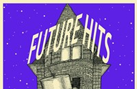 Gig poster of the week: Future Hits celebrate Halloween with a vagabond robot