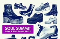 Gig poster of the week: Get the boot at this month's Soul Summit