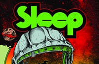 Gig poster of the week: Journey into the outer limits with Sleep