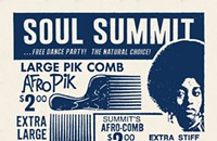 Gig poster of the week: Soul Summit and Afro picks