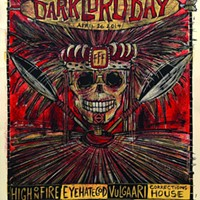 Gig poster of the week: The Dark Lord of Three Floyds welcomes you