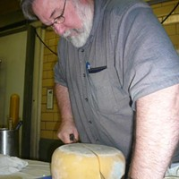 "Grassfields' ""Chef's Cheddar"" is ready"