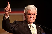 Gingrich: This is what democracy smells like