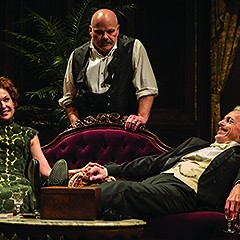 Goodman Theatre's The Little Foxes gives us a woman to rival Lady Macbeth
