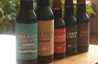 Goose Island's 2014 Bourbon County beers, reviewed by six increasingly drunk people