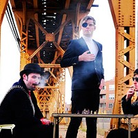 Gossip Wolf: Den replace their bassist and ready their first LP