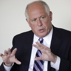 Governor Pat Quinn pushed for tax hikes despite the political risks.
