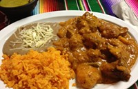 It's all in the specials at Michoacanito