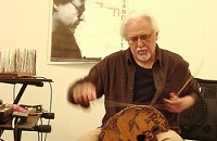 Saturday: Hal Rammel Plays His Invented Instruments