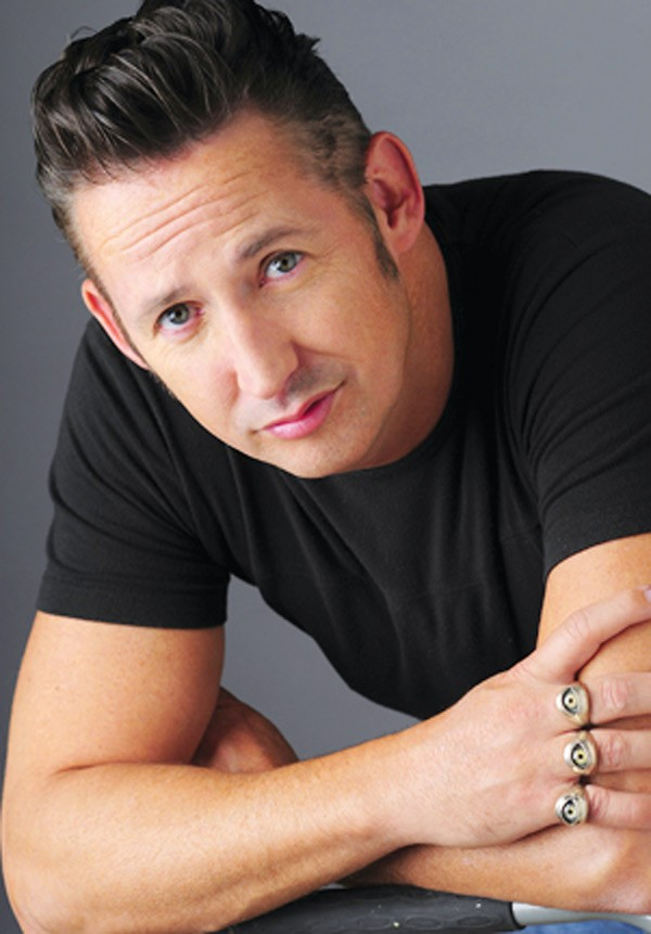 Harland Williams | the Improv | Stand-Up | Chicago Reader