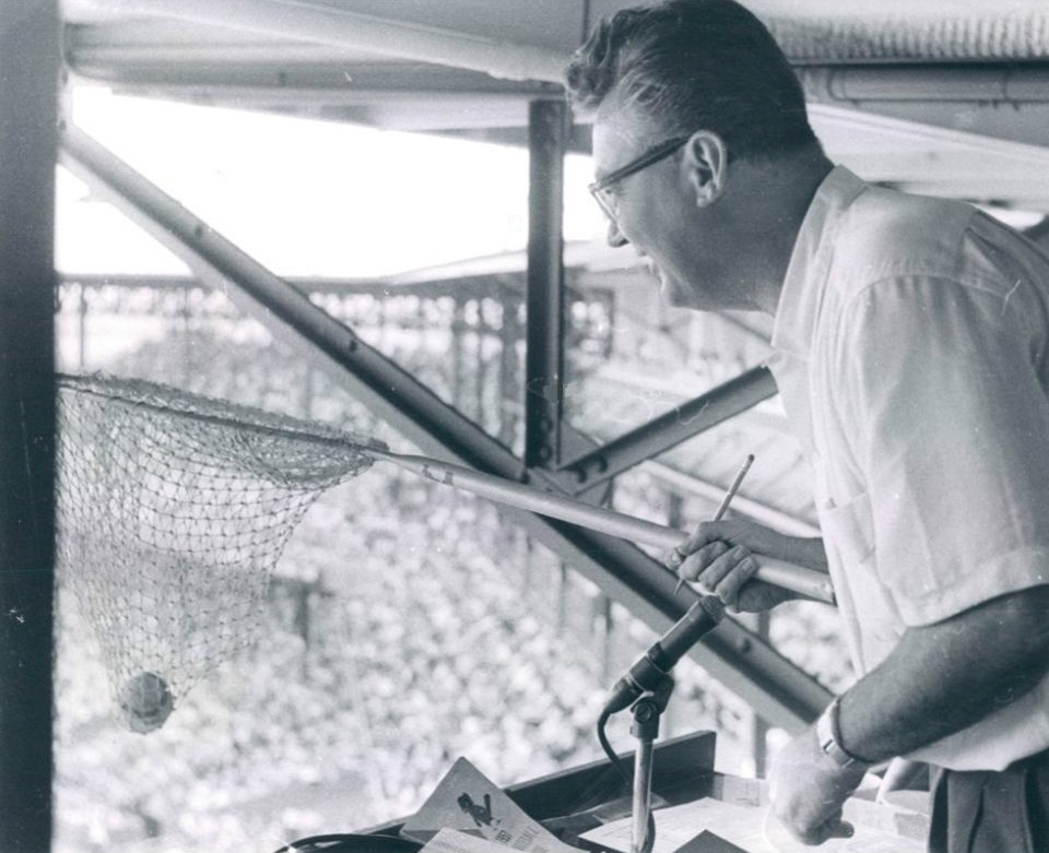 Harry Caray netted fans for the White Sox as much as Dick Allen did.
