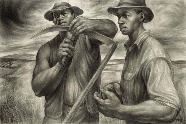 Harvest Talk by Charles White