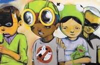 Hebru Brantley: Straight Out of Neverland
