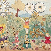 Henry Darger, in the realms of the possibly real
