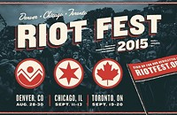 Here's the Riot Fest 2015 lineup